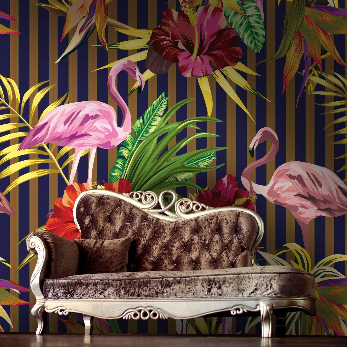 Flamingo Cover Design