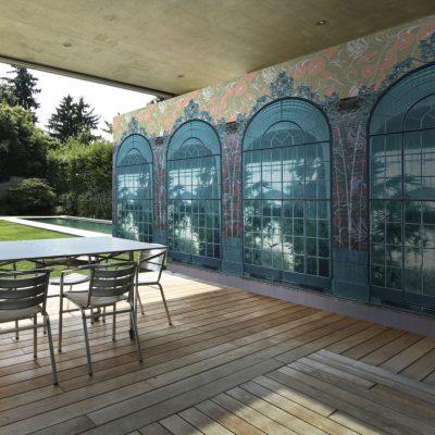 Serra Carta da Parati Coverdesign